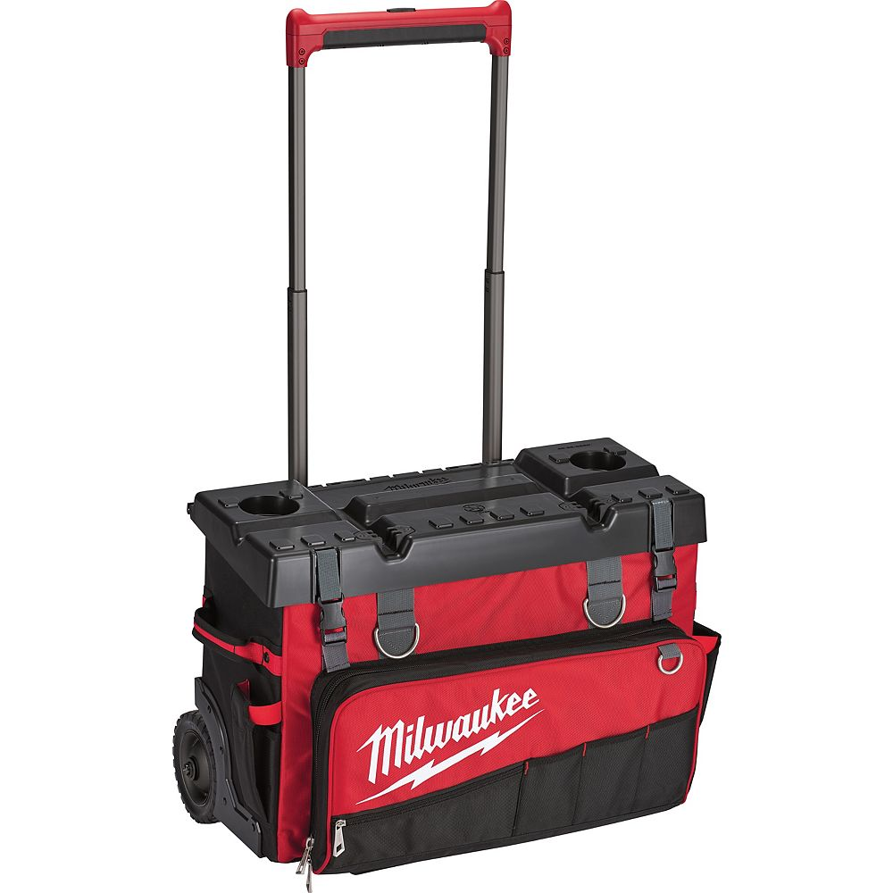 Milwaukee Tool 24-inch Hardtop Rolling Bag