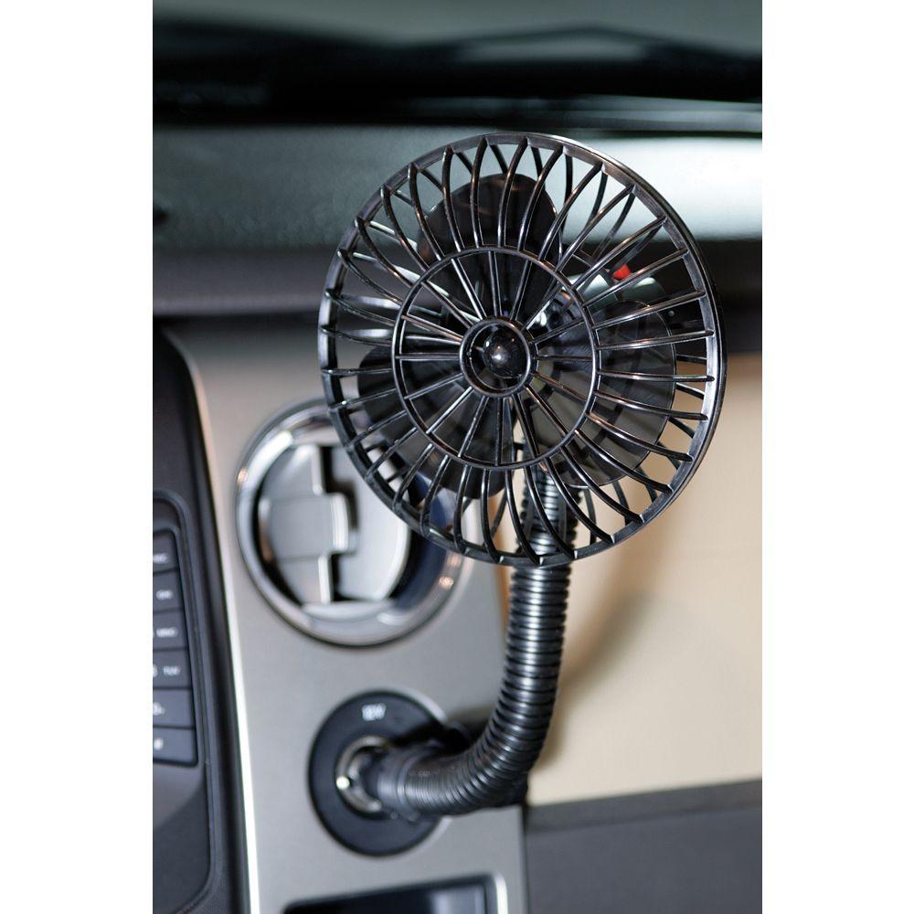 Koolatron Mini Fan De Voitures 12V