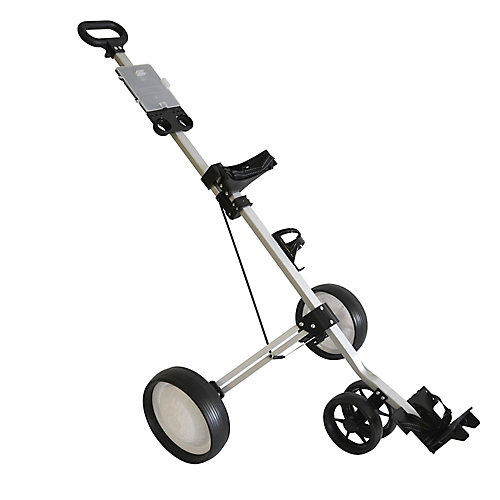 Chariot de golf, aluminium
