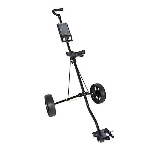 Chariot de golf, acier