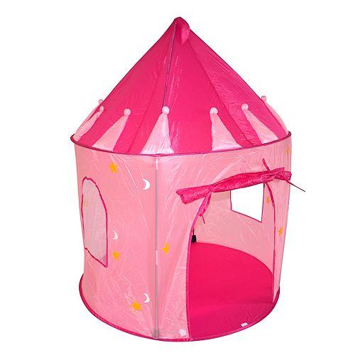Kidsquad Pink Princess Play Tent