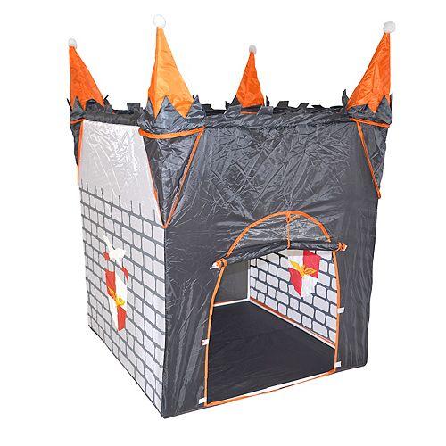 Tente de jeu, château médiéval