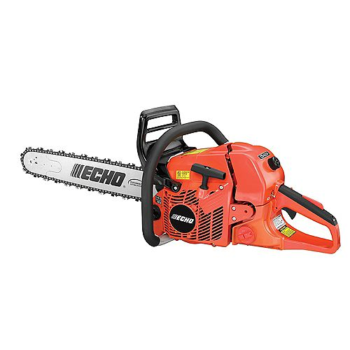 ECHO 59.8cc Gas 2-Stroke Cycle Chainsaw