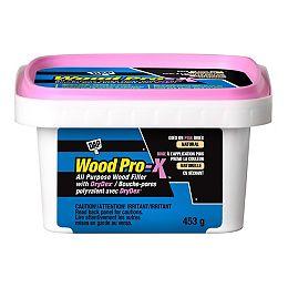 Bouche-pores WOODPRO-X avec indicateur de séchage DryDex 453g