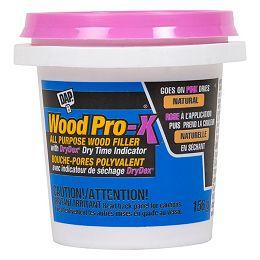 Bouche-pores WOODPRO-X avec indicateur de séchage DryDex 156g