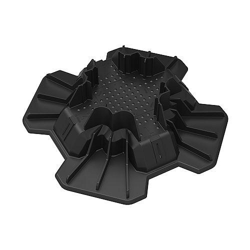 12-inch x 12-inch x 4-inch Instant Foundation Blocks (24-Pack)