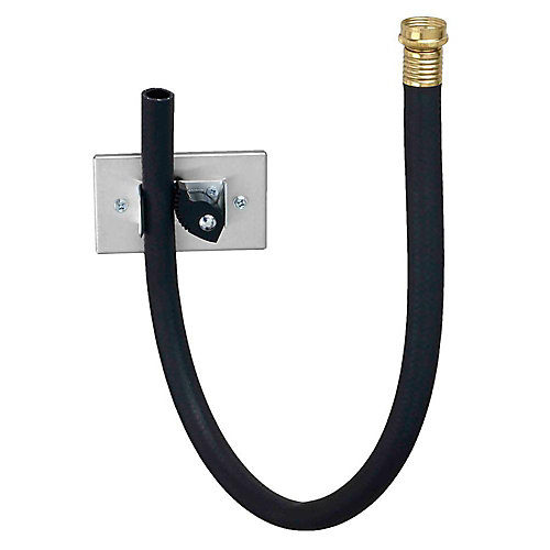 Service Faucet Hose And Holder For Mop Sinks By