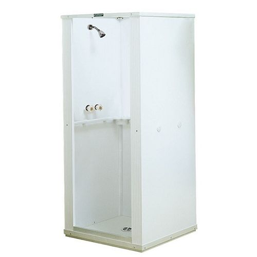 Durastall 30X30 Cabine de douche avec kit de base standard By
