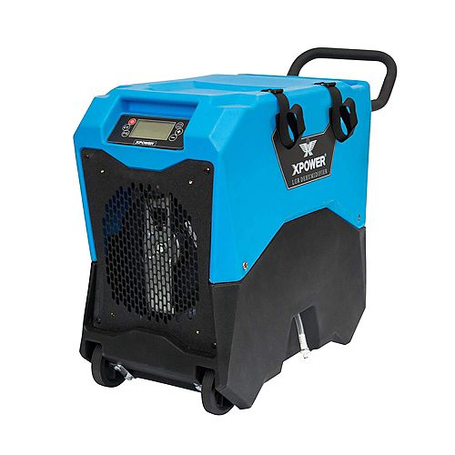 Commercial Lgr Dehumidifer With Handle & Wheels