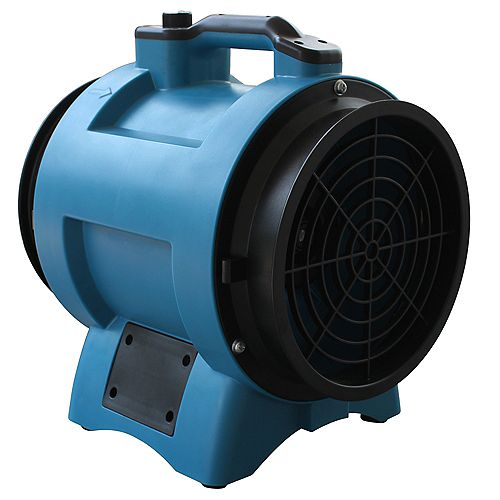 8-inch Variable Speed Industrial Confined Space Fan