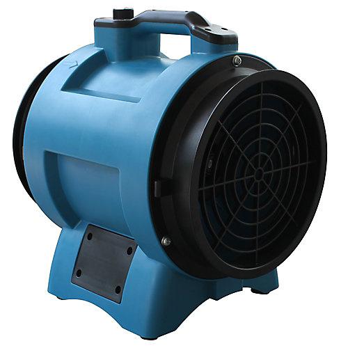 1/2 Ch 12 Po. Ventilateur Industriel À Espace Confiné