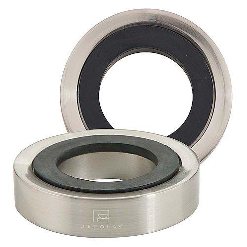 Satin Nickel Mounting Ring