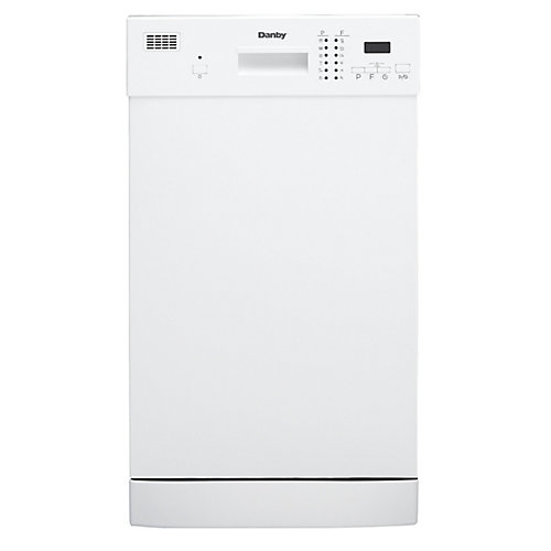 18 inch Built-In Dishwasher