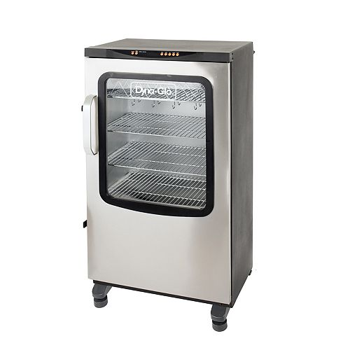 Dyna-Glo 40-inch Single-Door Digital Bluetooth Electric Smoker with 951 sq. inch Cooking Space
