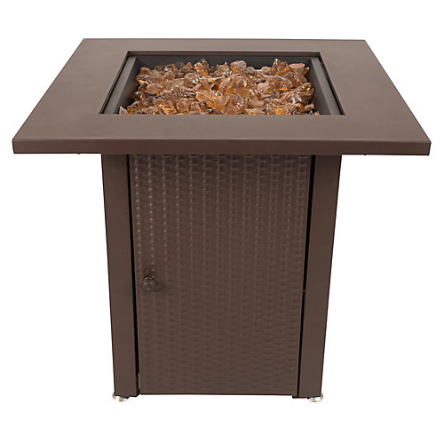 Grant Gas Fire Pit Table