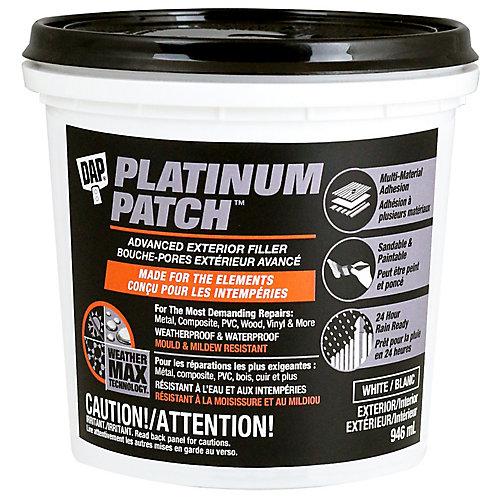 Platinum Patch Advanced Exterior Filler 946 ML