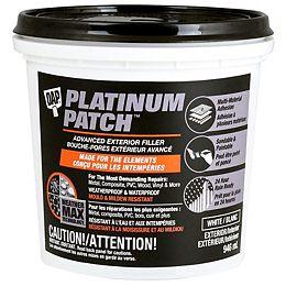 Bouche-pores extérieur avancé Platinum Patch 946ML