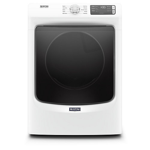 7.3 cu. ft. Front Load Electric Dryer in White - ENERGY STAR®