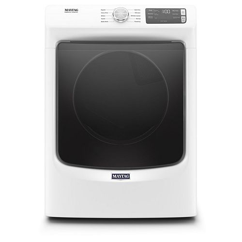 7.3 cu. ft. Front Load Gas Dryer in White - ENERGY STAR®