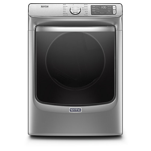 7.3 cu. ft. Smart Front Load Electric Dryer in Metallic Slate - ENERGY STAR®