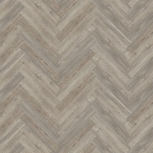 Biscayne Oak 4.72-inch x 28.35-inch Herringbone Luxury Vinyl Plank Flooring (22.31 sq. ft. / case)