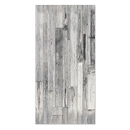 4 ft. x 8 ft. MDF Interior Decorative Recycled Wood Wall Panel