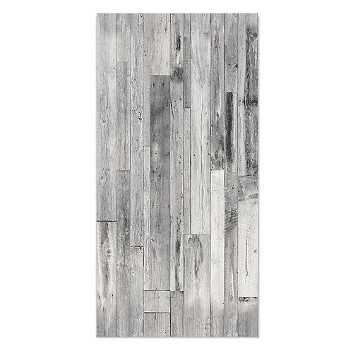 4ft. x 8ft. MDF Interior decorative wall panel