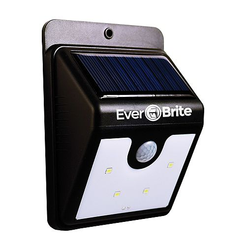 Ever Brite Motion-Activated Outdoor LED Light 2 Pack