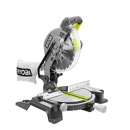 14 Amp 10 -Inch Compound Mitre Saw