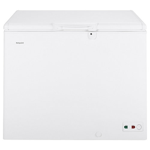 9.4 cu. ft. Chest Freezer in White