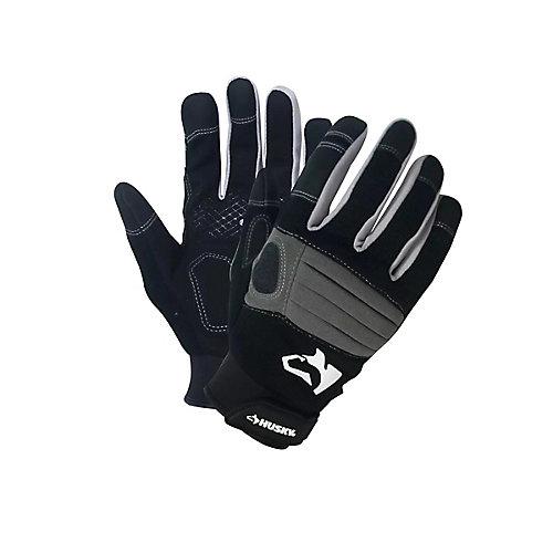 New Medium Duty Work Gloves in Medium (3-Pack)