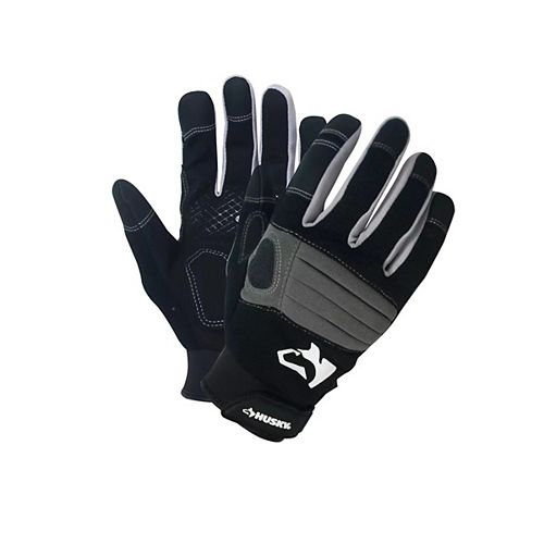 New Medium Duty Work Gloves in Medium (3-Pack)