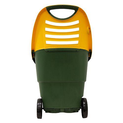 35 inch Garden Trolley Cart