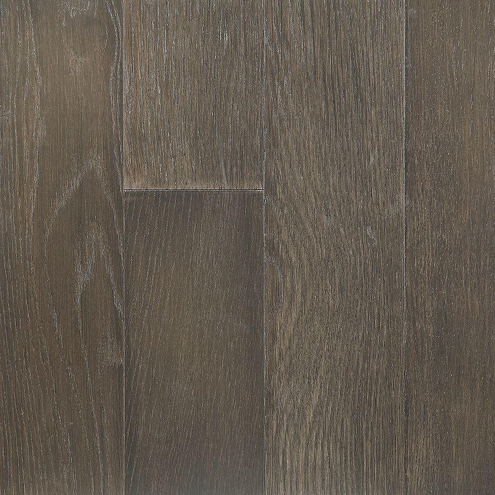 OptiWood Timberlodge 0.28-inch x 5-inch x Varying Length Waterproof Hardwood Flooring (16.68 sq. ft. / case)