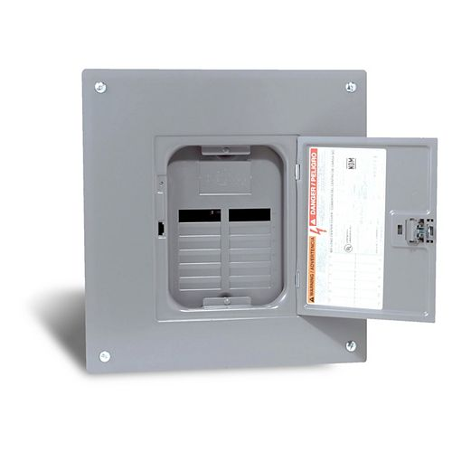 Sub Panel Plug-on Neutral Loadcentre with 12 Spaces, 24 Circuits Maximum