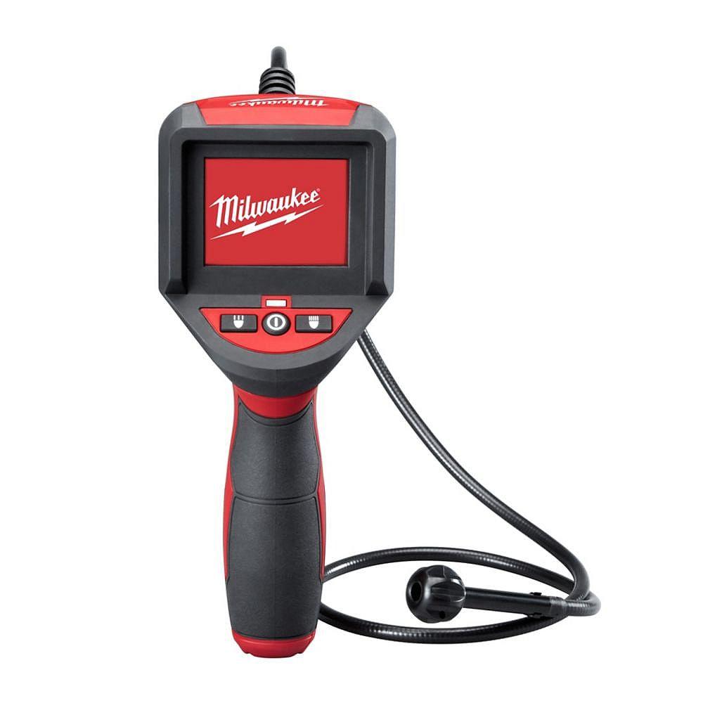 Milwaukee Tool M-Spector 3 ft. Inspection Camera Scope Kit