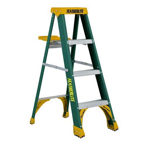 4 ft. Grade II Fibreglass Step Ladder