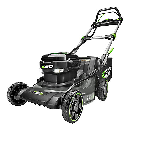 20-inch 56V Li-Ion Cordless Self-Propelled Mower Kit - 7.5Ah Battery and Charger included