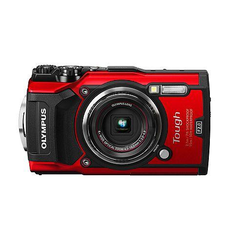 Tough TG-5 Digital Camera (Red)