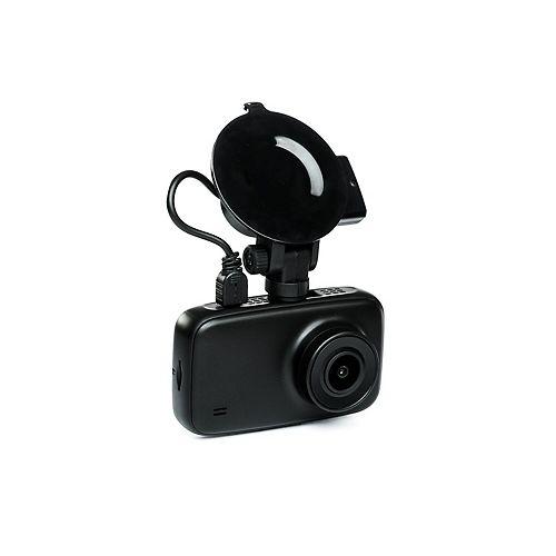 Caméra de tableau de bord 1080p ichigo à capacité GPS, vision nocturne Ultra