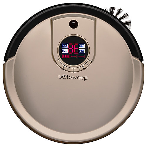 Standard Robotic Vacuum Cleaner and Mop, Champagne
