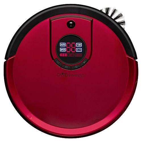 Standard Aspirateur Robotique et Vadrouille, Rouge