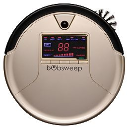 PetHair Robotic Vacuum Cleaner and Mop, Champagne