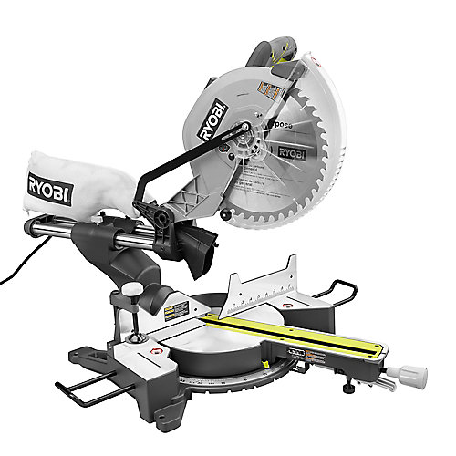15 Amp 12 -Inch Sliding Compound Mitre Saw