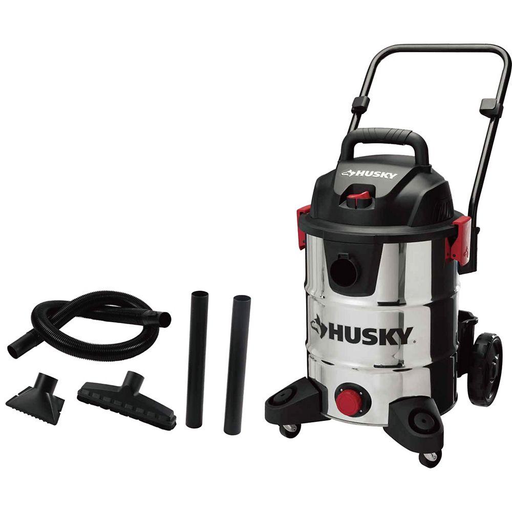 Husky 10 Gal. Stainless Steel Wet/Dry Vacuum