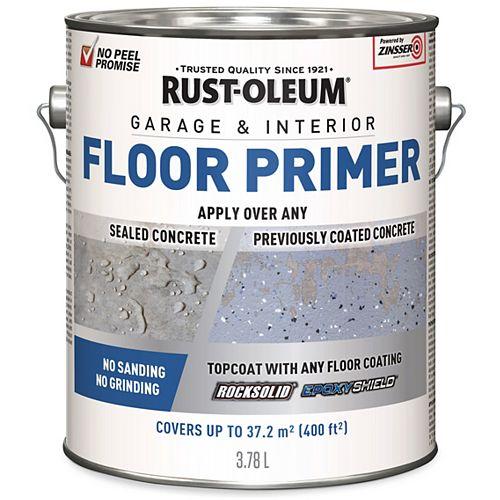 Garage & Interior Floor Primer