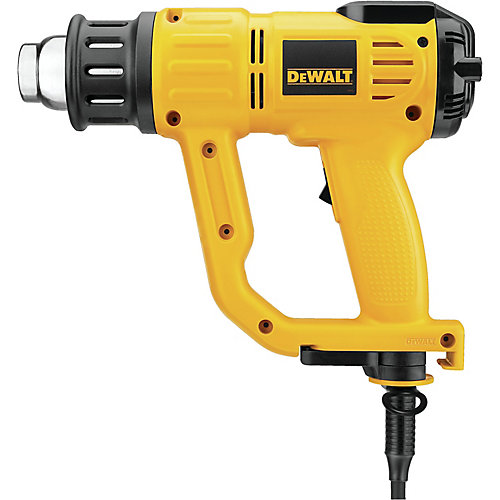 Heavy-Duty 13 Amp Heat Gun with LCD Display