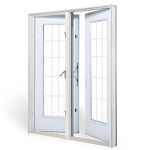 6 ft. Garden Door LH Outswing wi