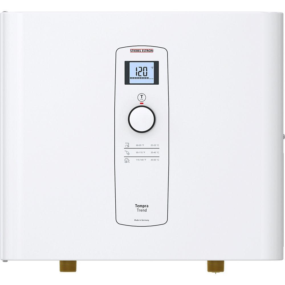 Stiebel Eltron Tempra 20 Trend Self-Modulating 19.2 kW 3.90 GPM Electric Tankless Water Heater