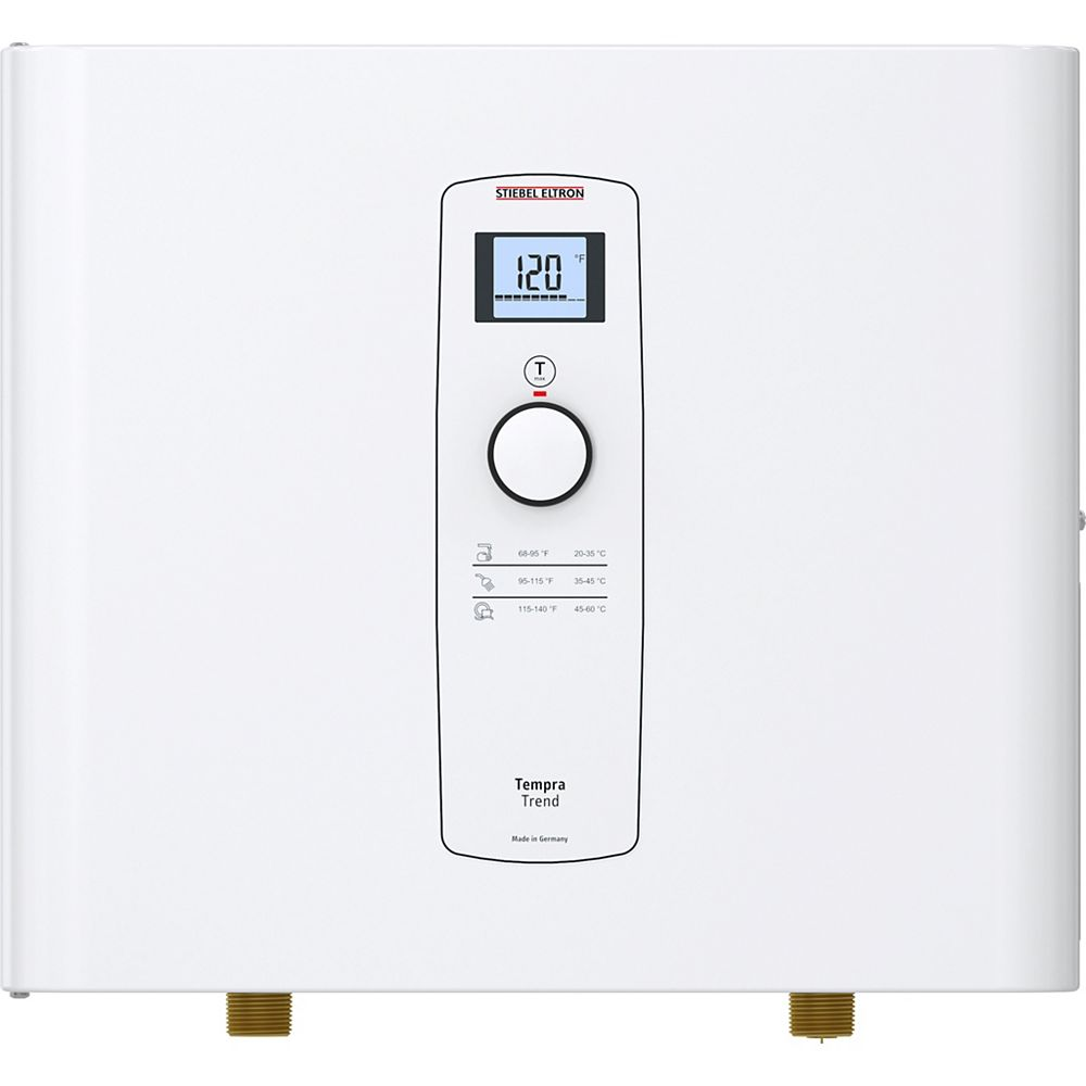 Stiebel Eltron Tempra 36 Trend Self-Modulating 36 kW 7.03 GPM Electric Tankless Water Heater